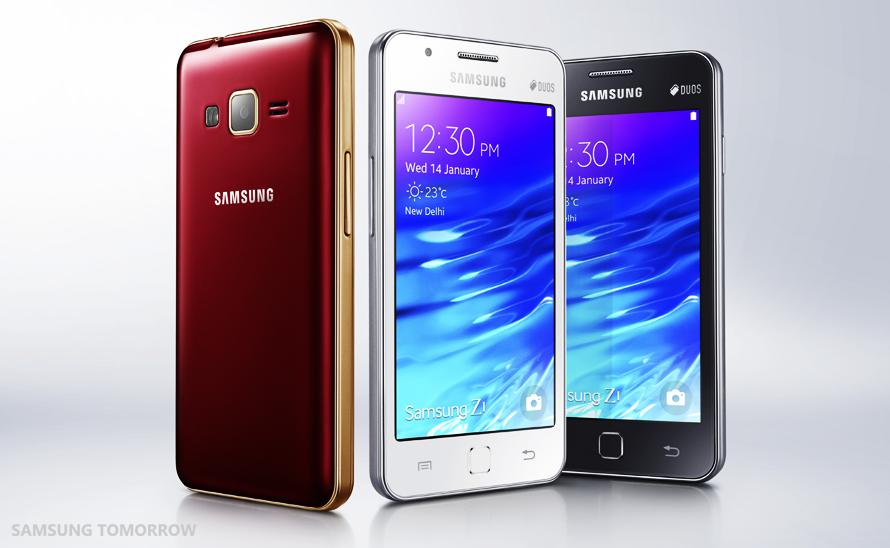 Samsung-Z1-Tizen-for-India