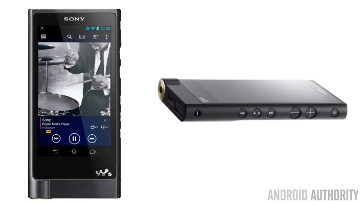 Sony Walkman NW SX2 aa