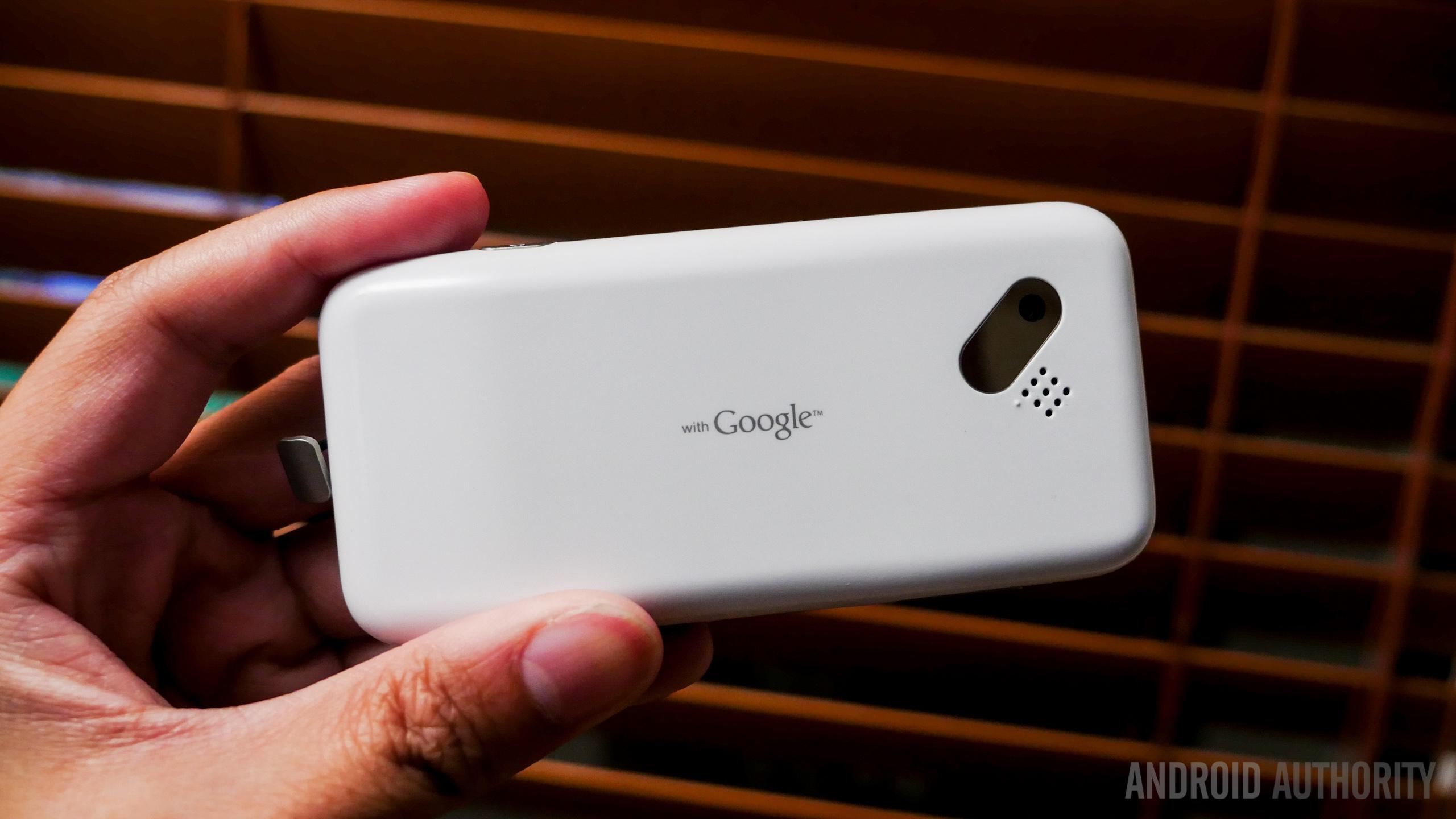 T-Mobile G1 camera