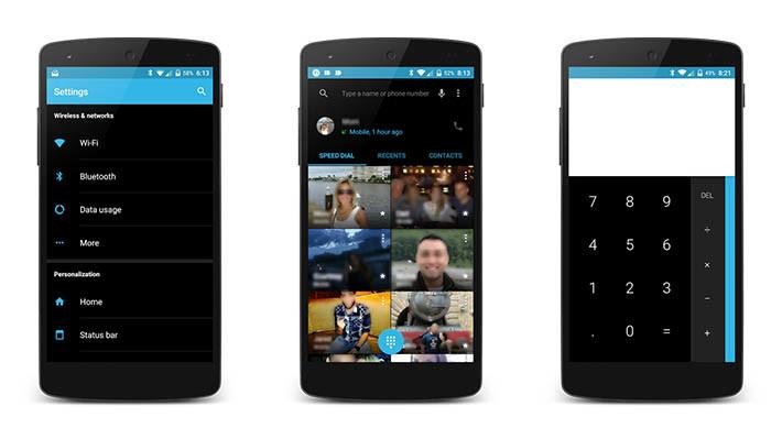 93akkord best CyanogenMod themes (by developer)