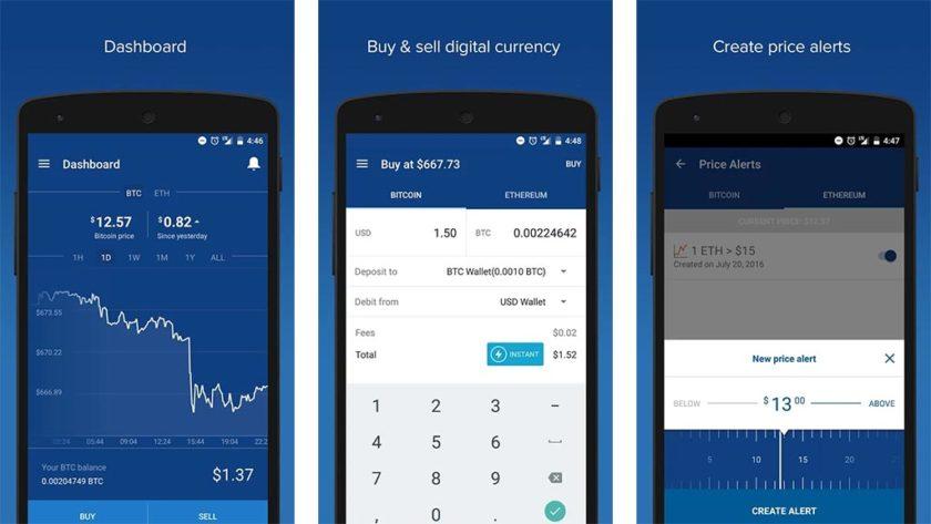 Bitcoin Wallet by Coinbase