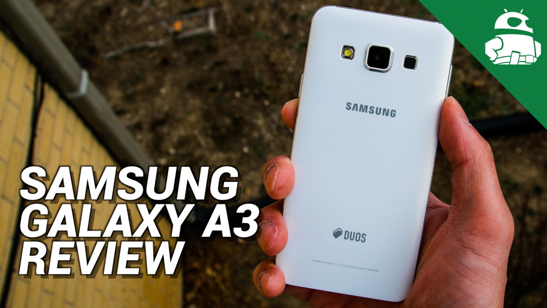 Free Cell Phone Tracker >> Samsung Galaxy A3 Review