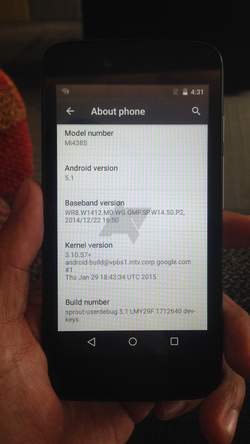 android one indonesia 5.1