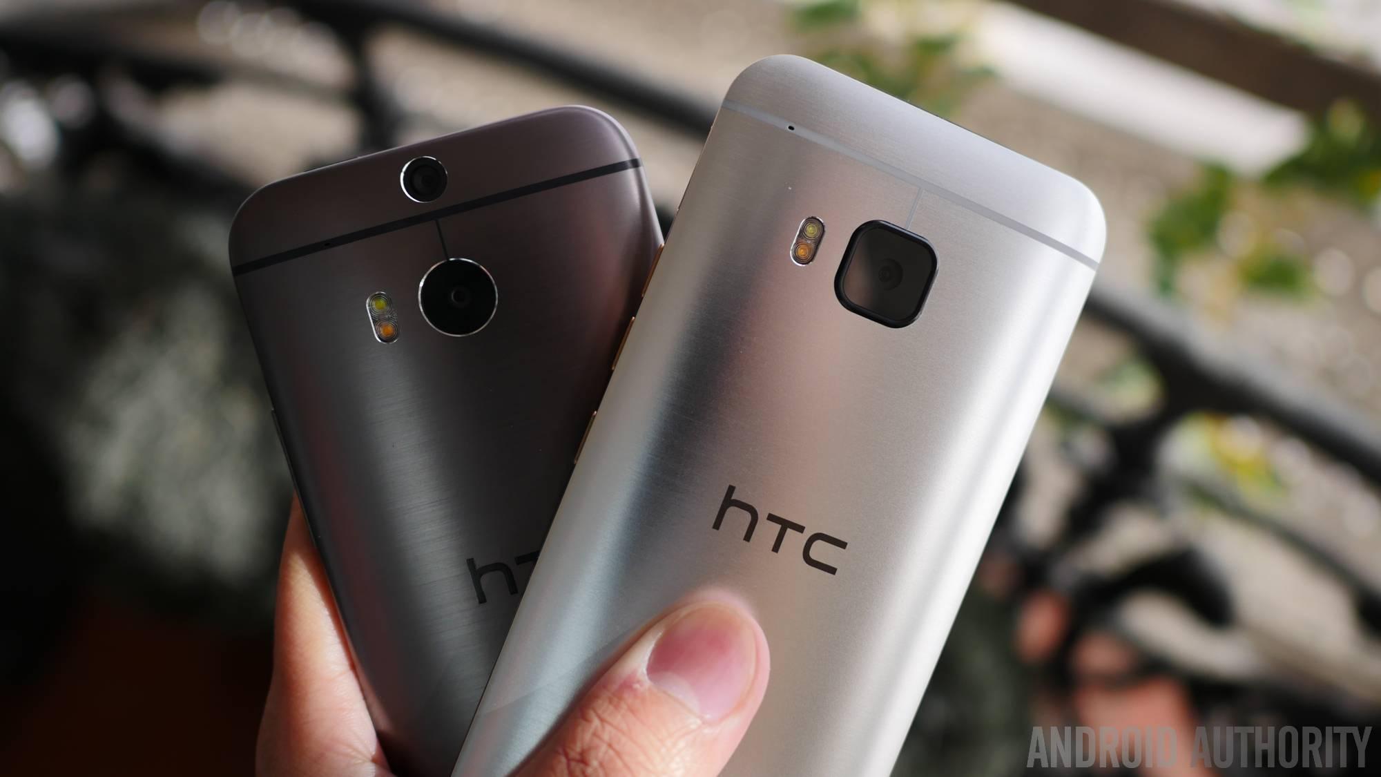 htc one m9 vs htc one m8 3