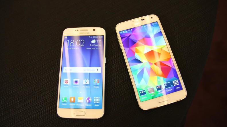 samsung galaxy s6 vs galaxy s5 aa 2