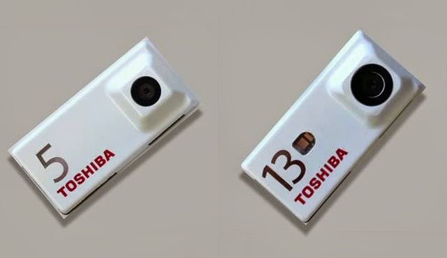 toshiba camera modules