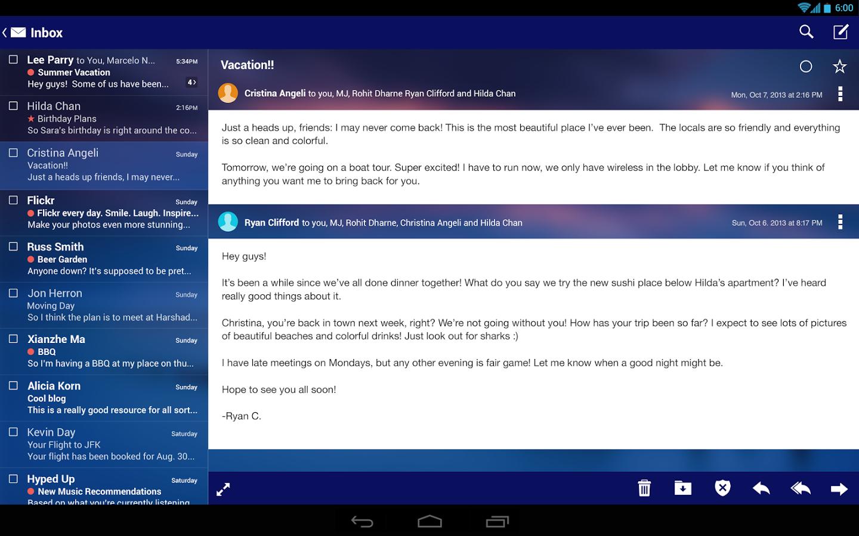 Yahoo Mail gets smarter in version 4.8.2 update