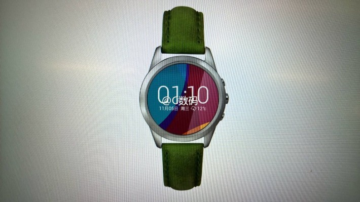 [image]Oppo Rumored To Be Working On 5-Minutes Charge Smartwatch