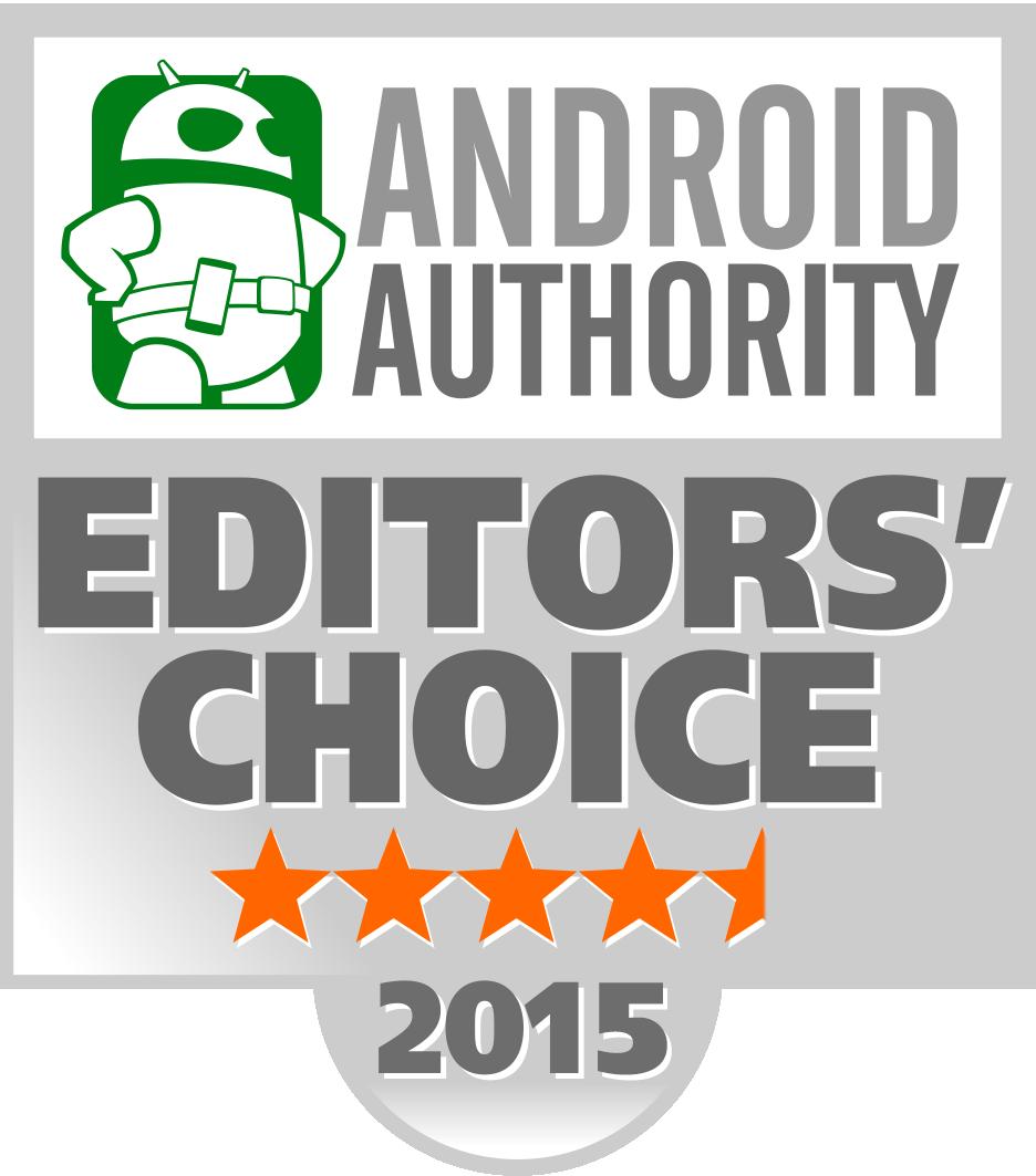 Editor's Choice Update 2015