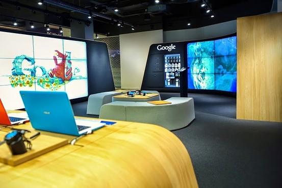 Google Shop London 2