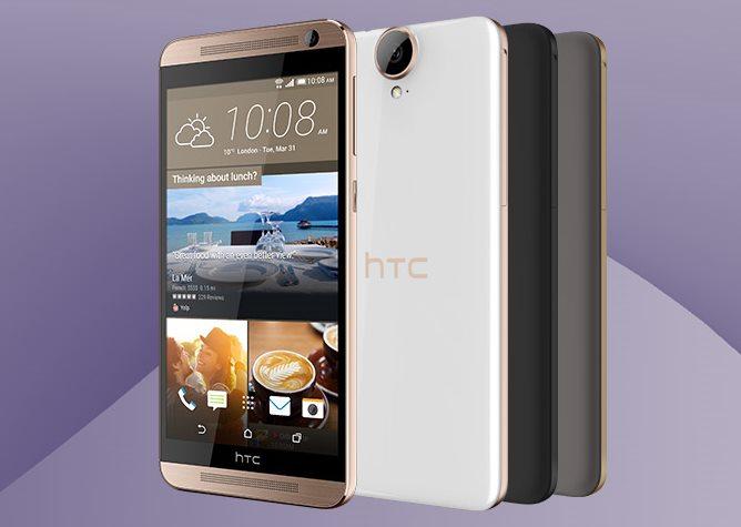 HTC One E9+ zz