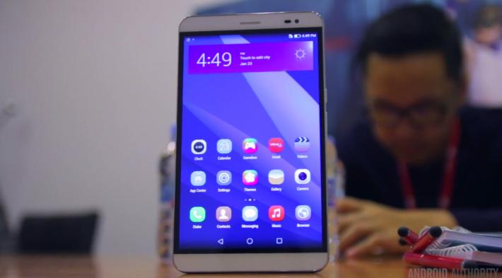 Huawei MediaPad X2-5
