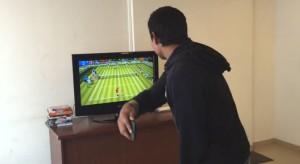Motion Tennis For Chromecast