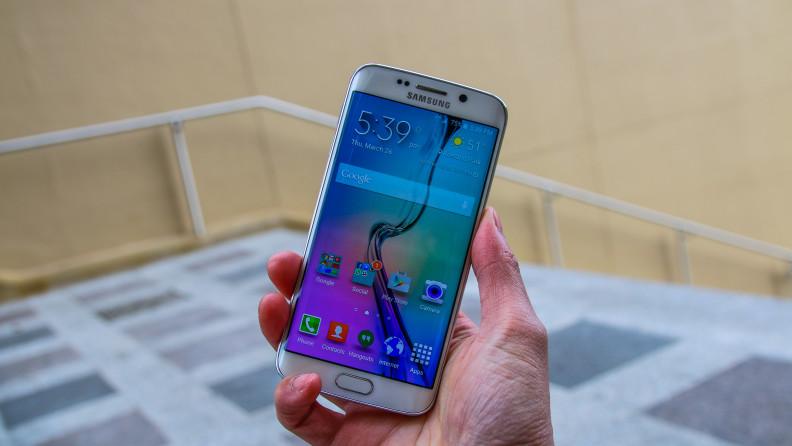 Samsung Galaxy S6 Edge-14