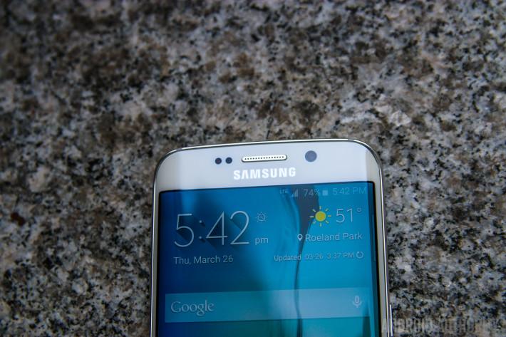 Samsung Galaxy S6 Edge-20