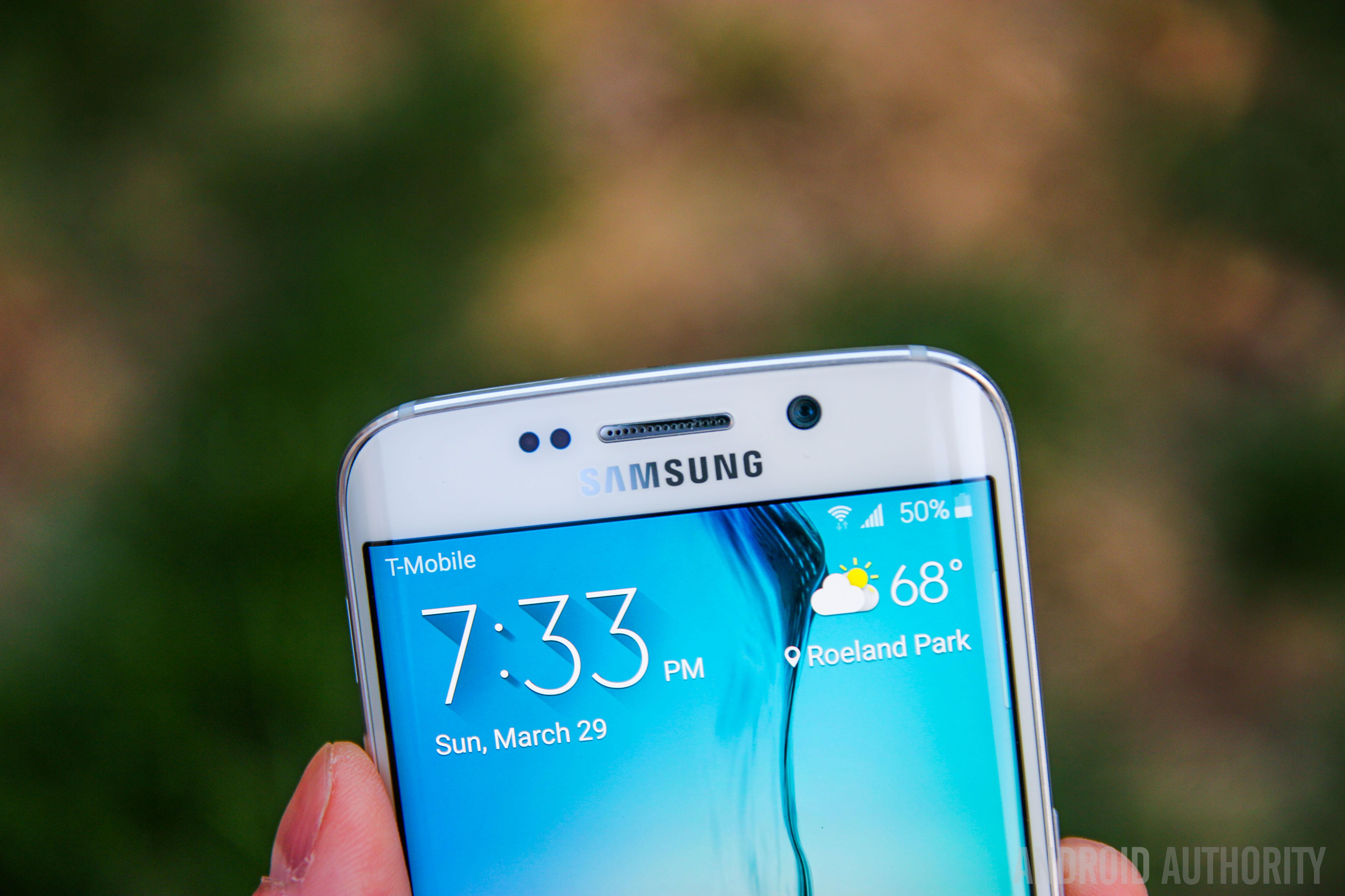 Samsung Galaxy S6 Edge-33