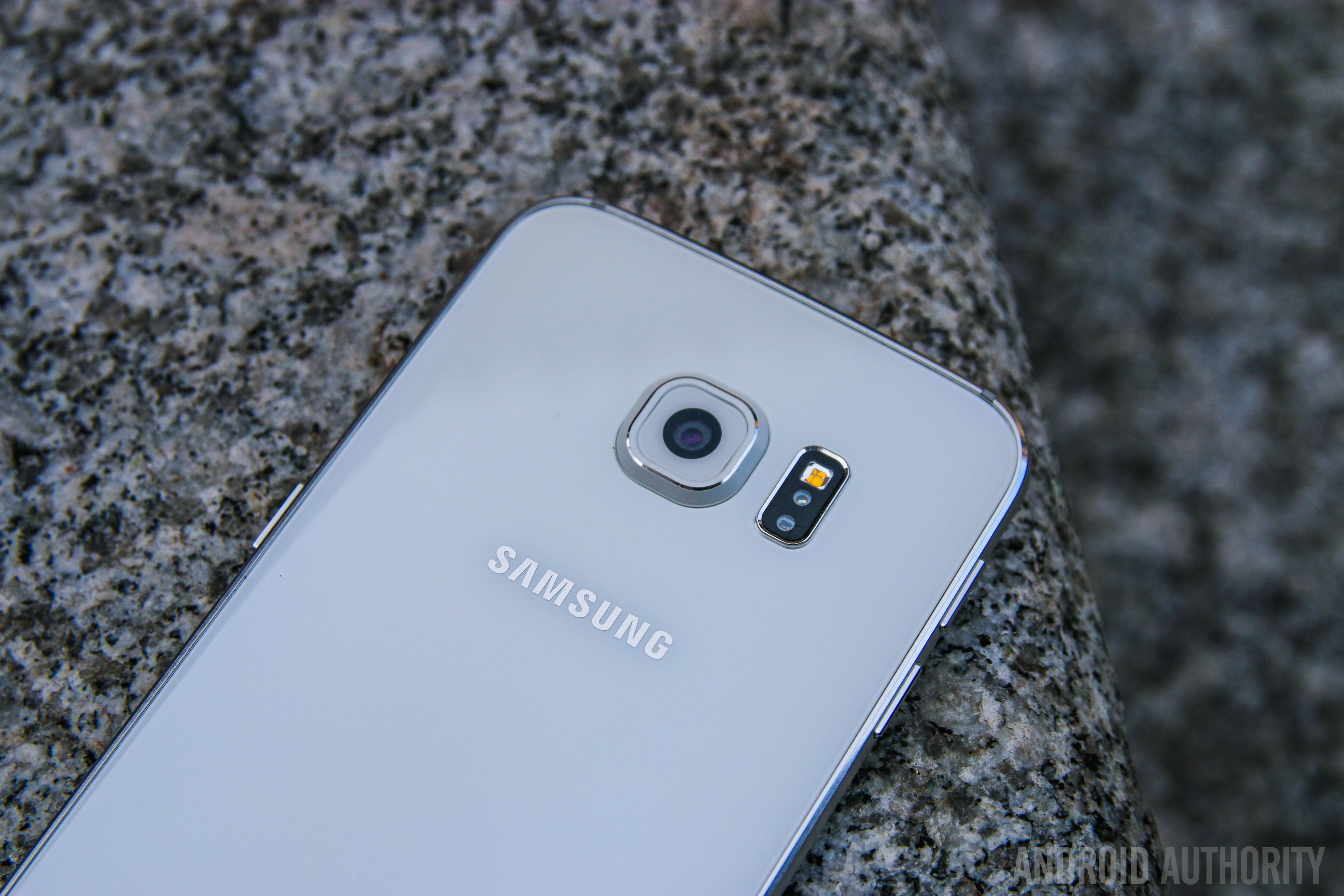Samsung galaxy note 5 vs htc one m9 plus a comparison - Samsung Galaxy S6 Edge 6