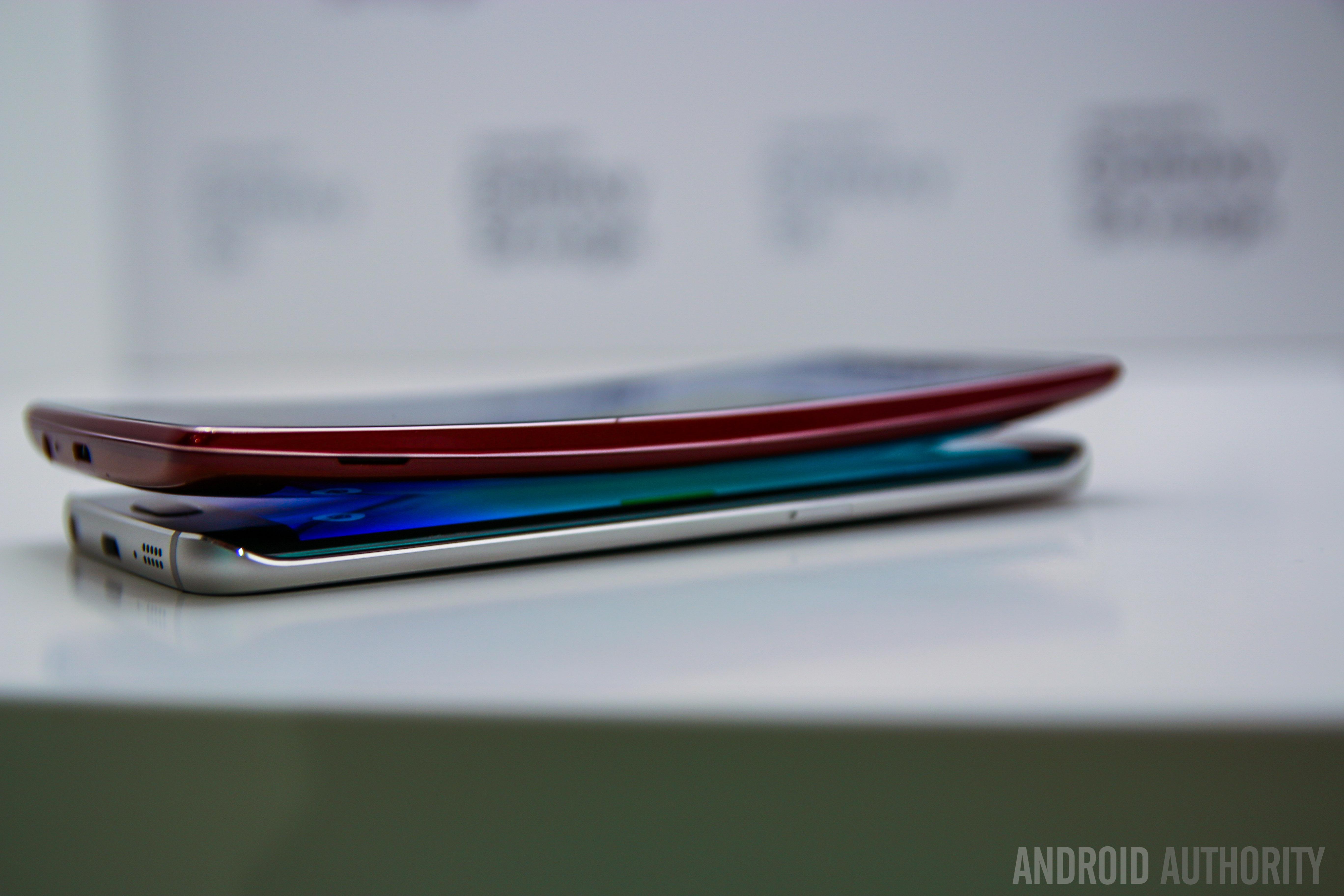 Samsung Galaxy S6 Edge VS LG GFlex 2-9