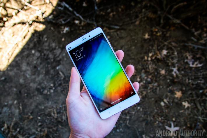 Xiaomi Mi Note-17