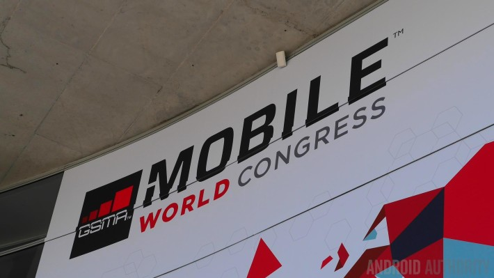 Photo of Mobile World Congress 2019 (MWC 2019) banner