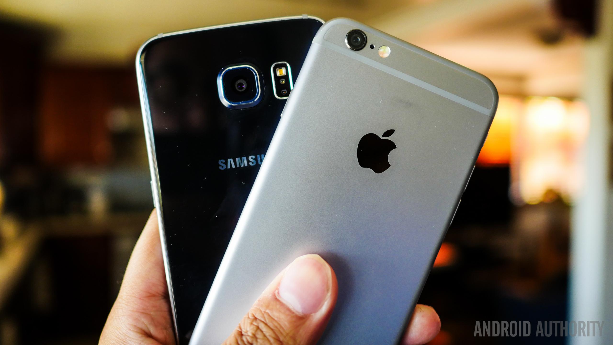 samsung win vs iphone