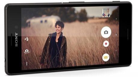 Sony xperia m4 aqua camera