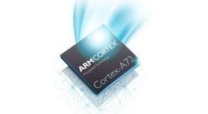 ARM Cortex A72 chip