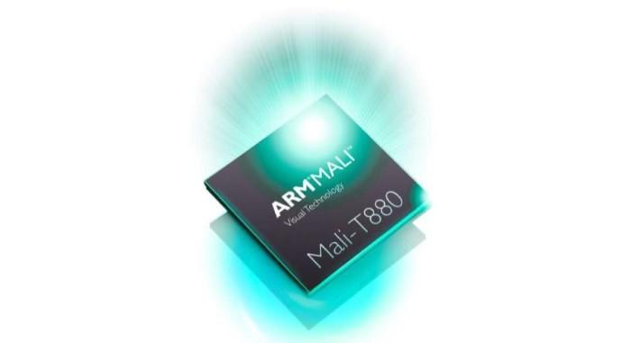 ARM Mali-T880