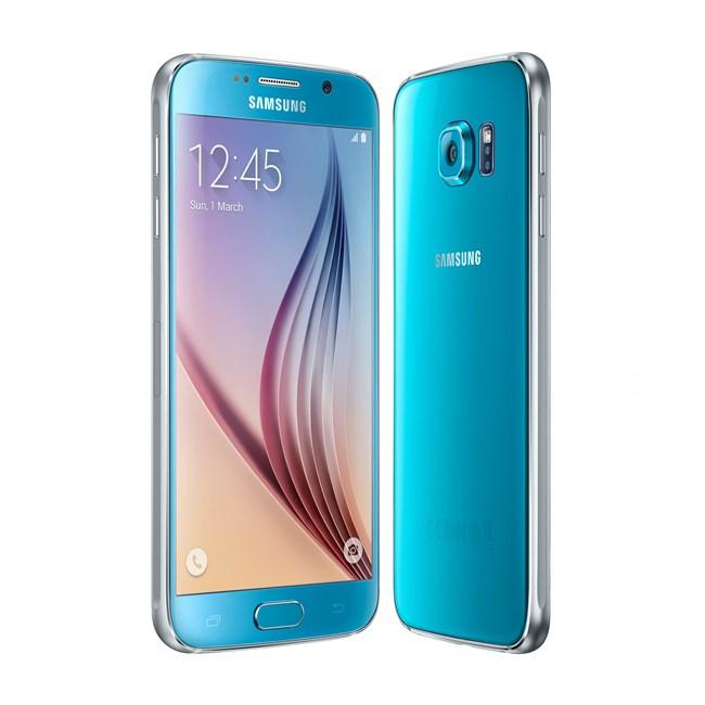 Galaxy S6 Blue Topaz