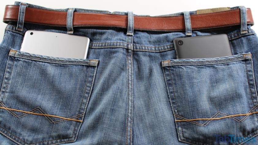 Nexus 7 2013 iPad Mini 3 back pocket tt