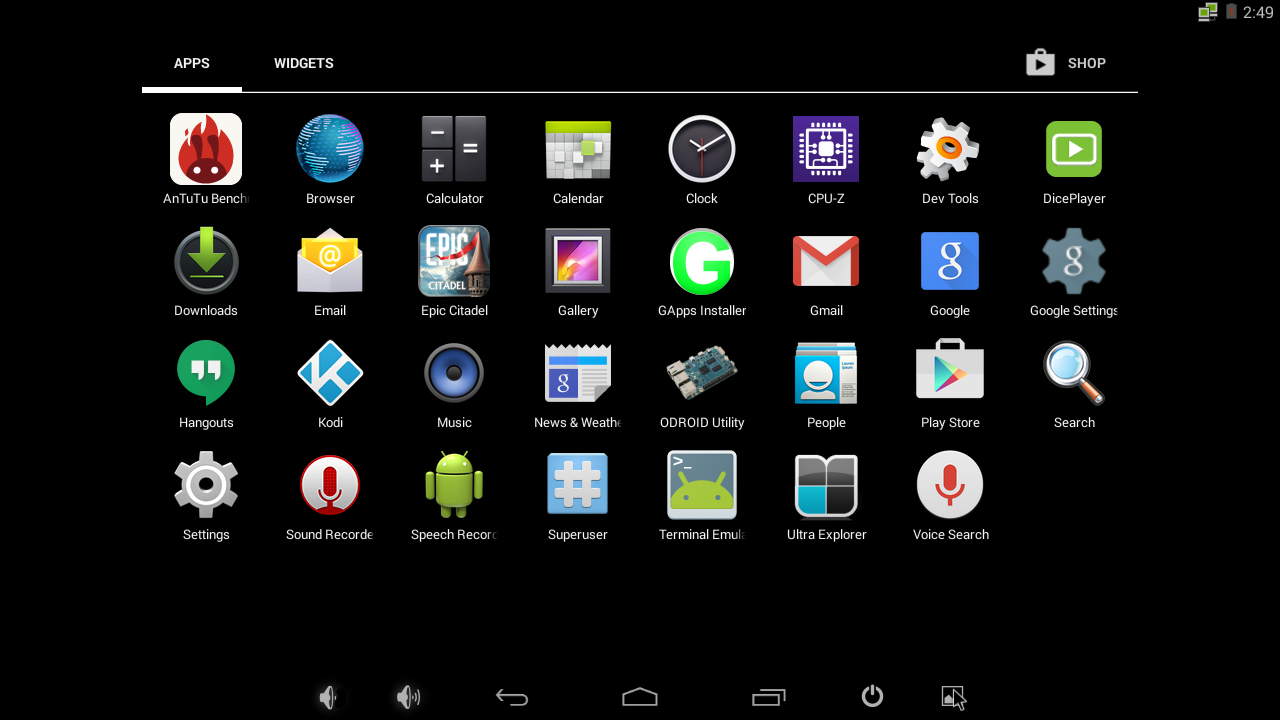 Raspberry pi android img download