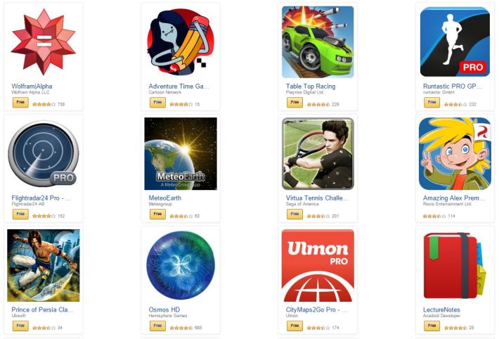 amazon free apps bundle