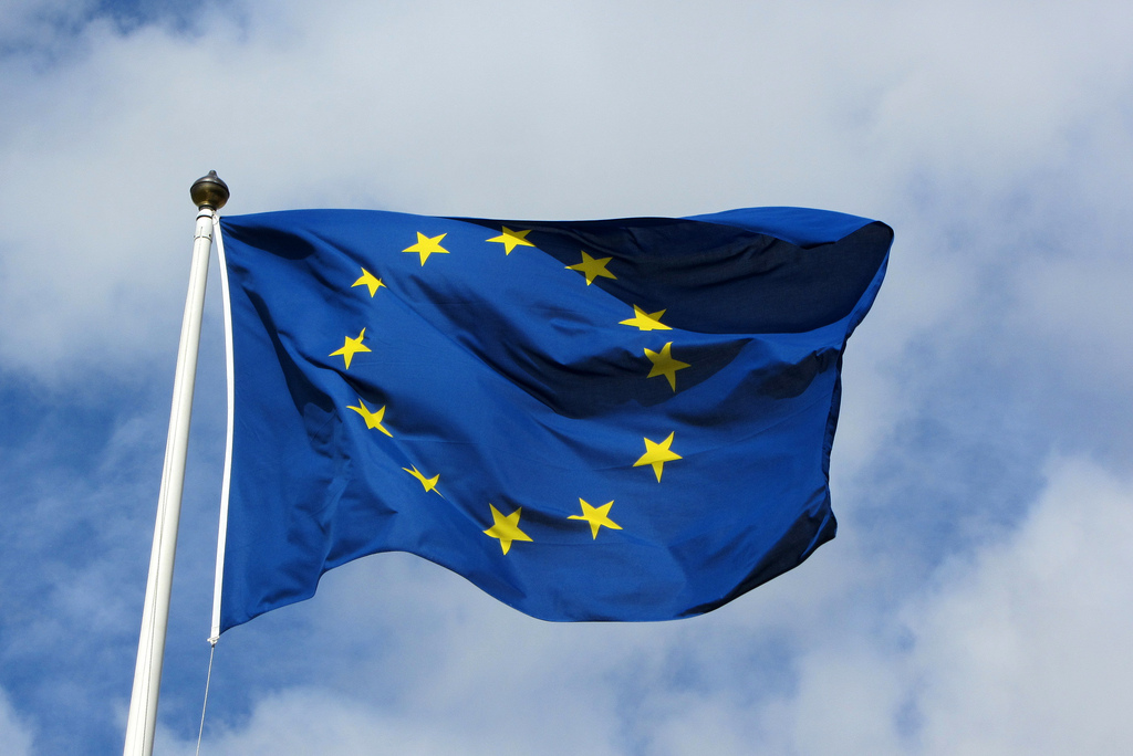 european union eu flag
