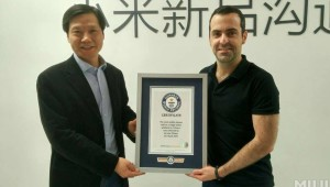 xiaomi record hugo barra