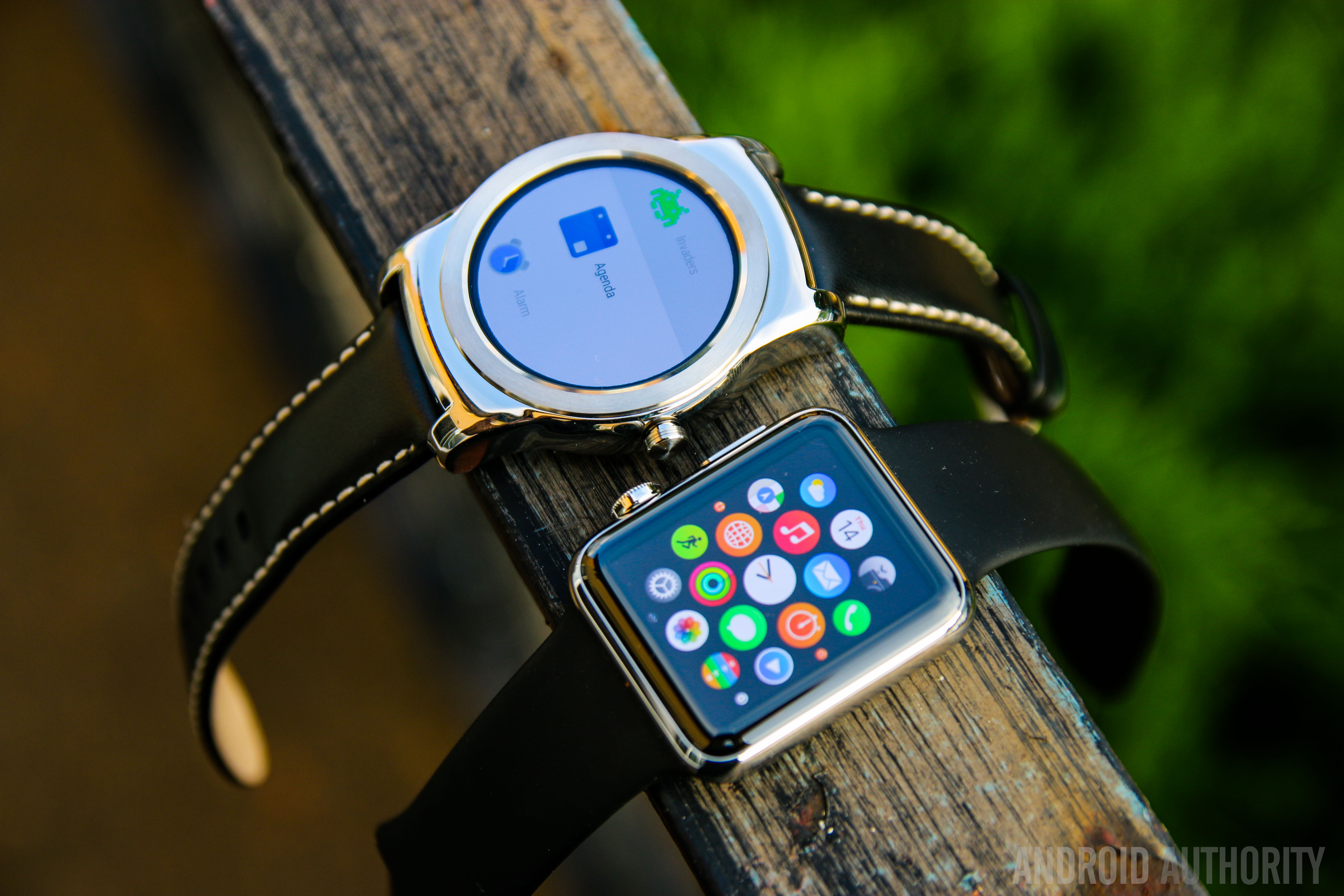 Android Wear Vs Apple Watch-9