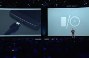 Google IO 2015 Dave Burke USB Type-C