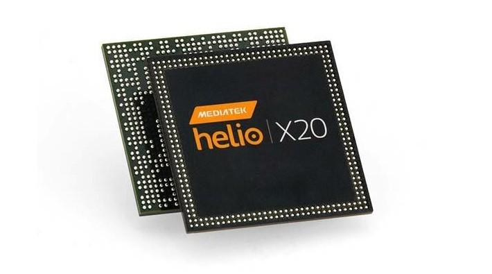 MediaTek X20 chip