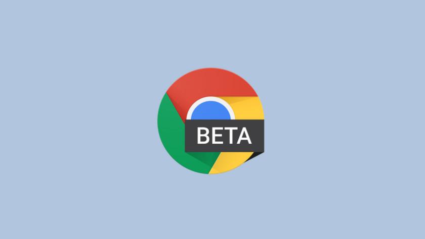 Chrome Beta AA