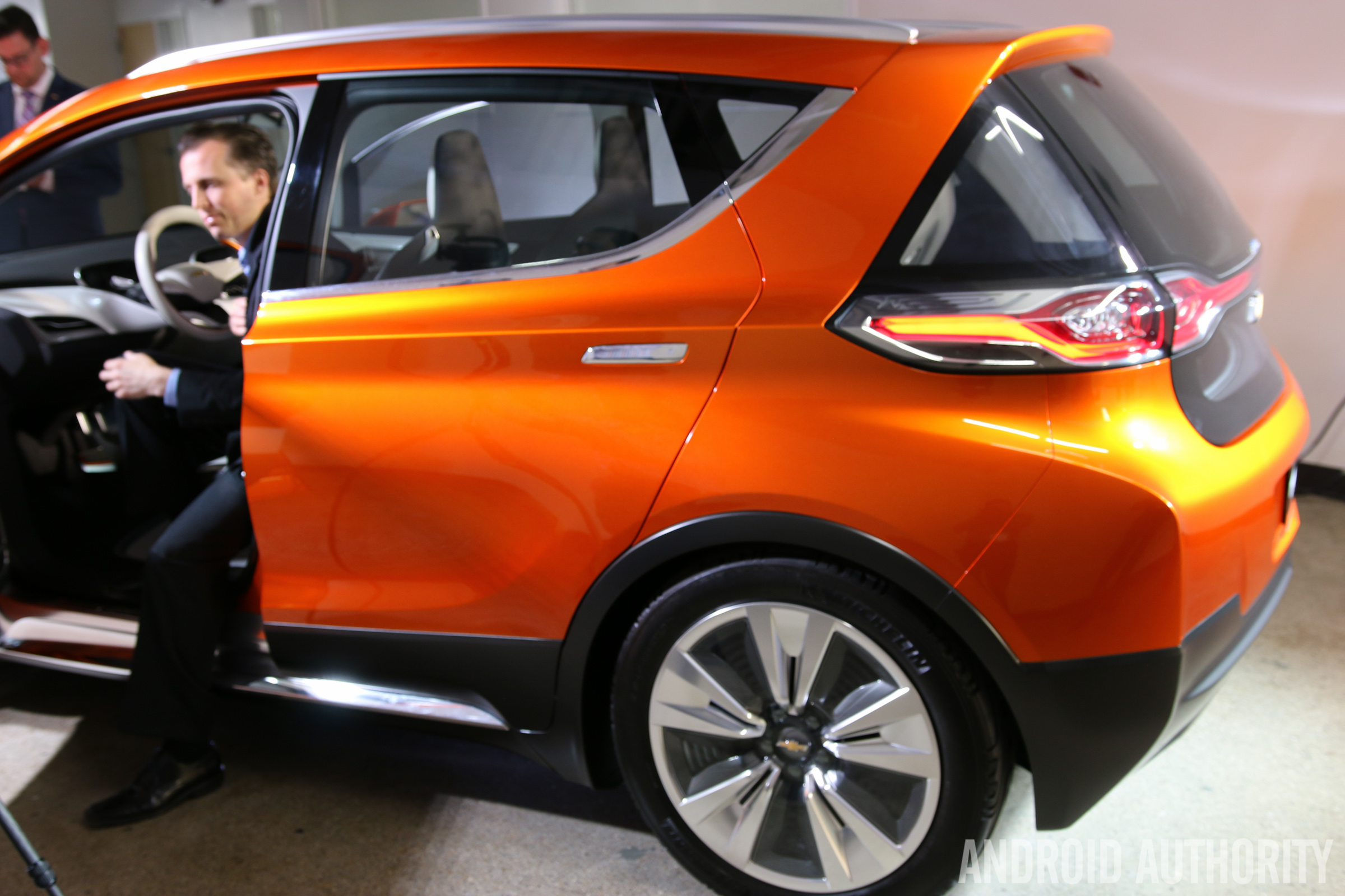 a look into the future the all new chevrolet bolt. Black Bedroom Furniture Sets. Home Design Ideas