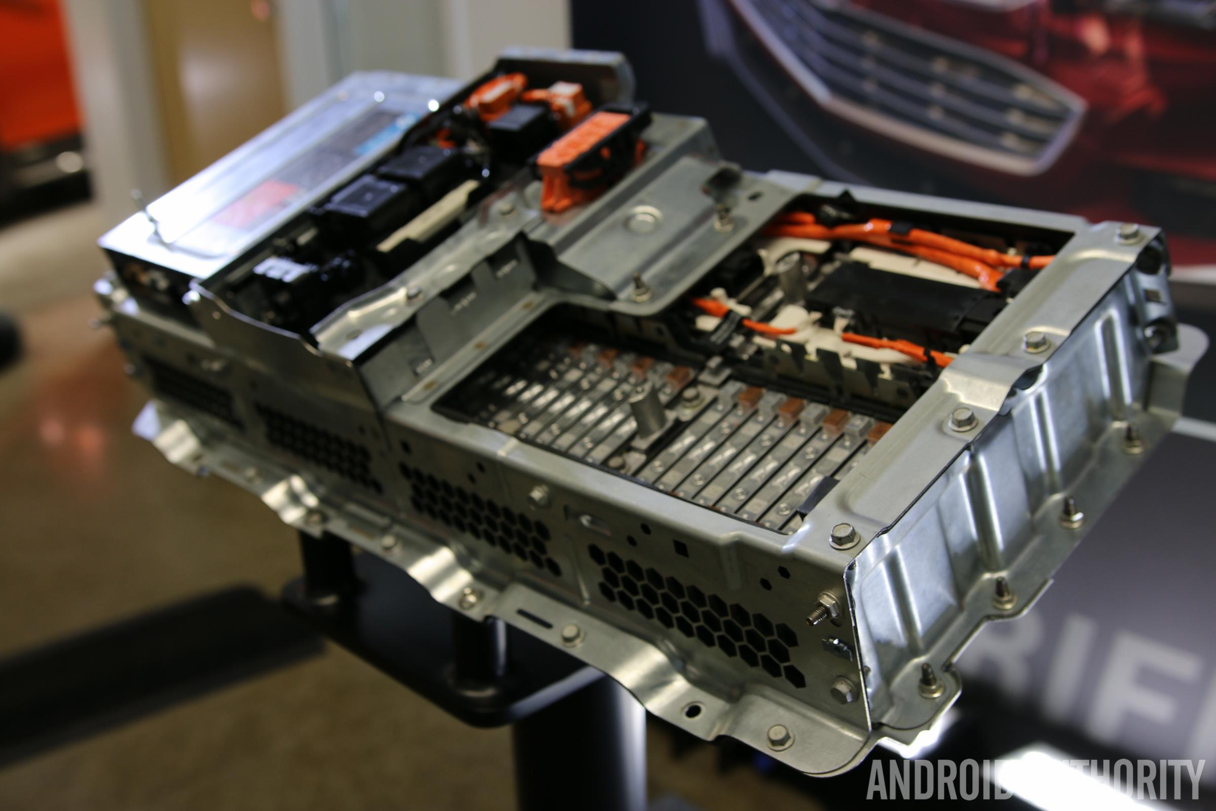 Gm Chevrolet Chevy Bolt Volt Engine Lithium Battery 2016 21