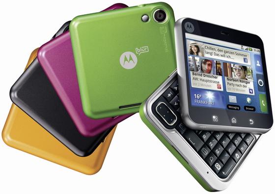 Motorola Flipout worst phone names