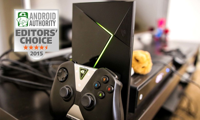 NVIDIA Shield Android TV-2