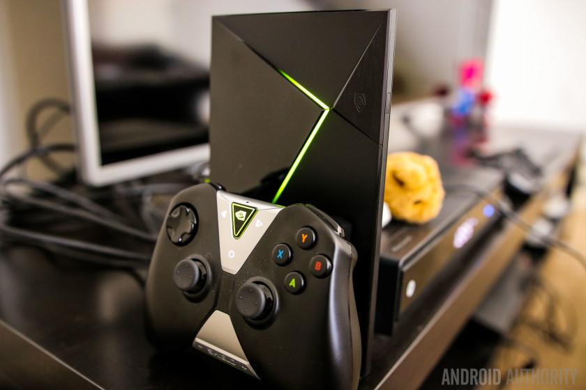 Nvidia Shield Android TV-1