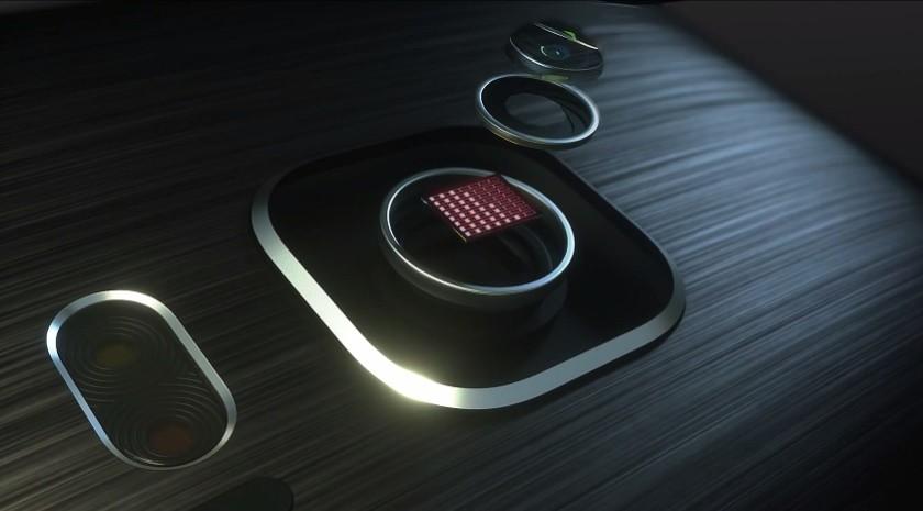 Qualcomm hybrid auto focus camera