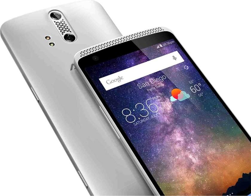 ZTE Axon Phone Swerve