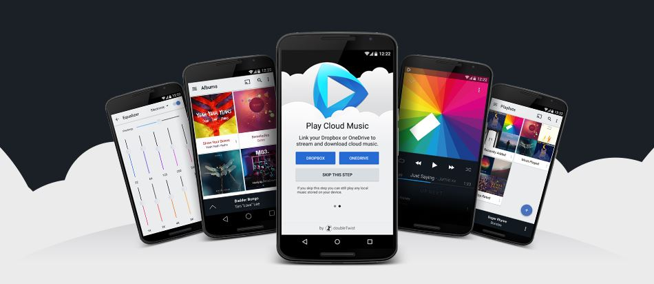 how to use the app cloud music