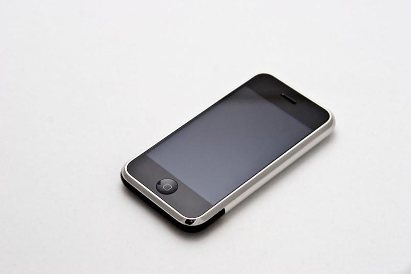 The original iPhone (Image credit)