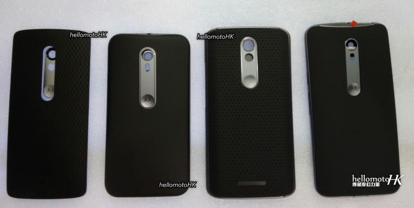 New Motorola phones