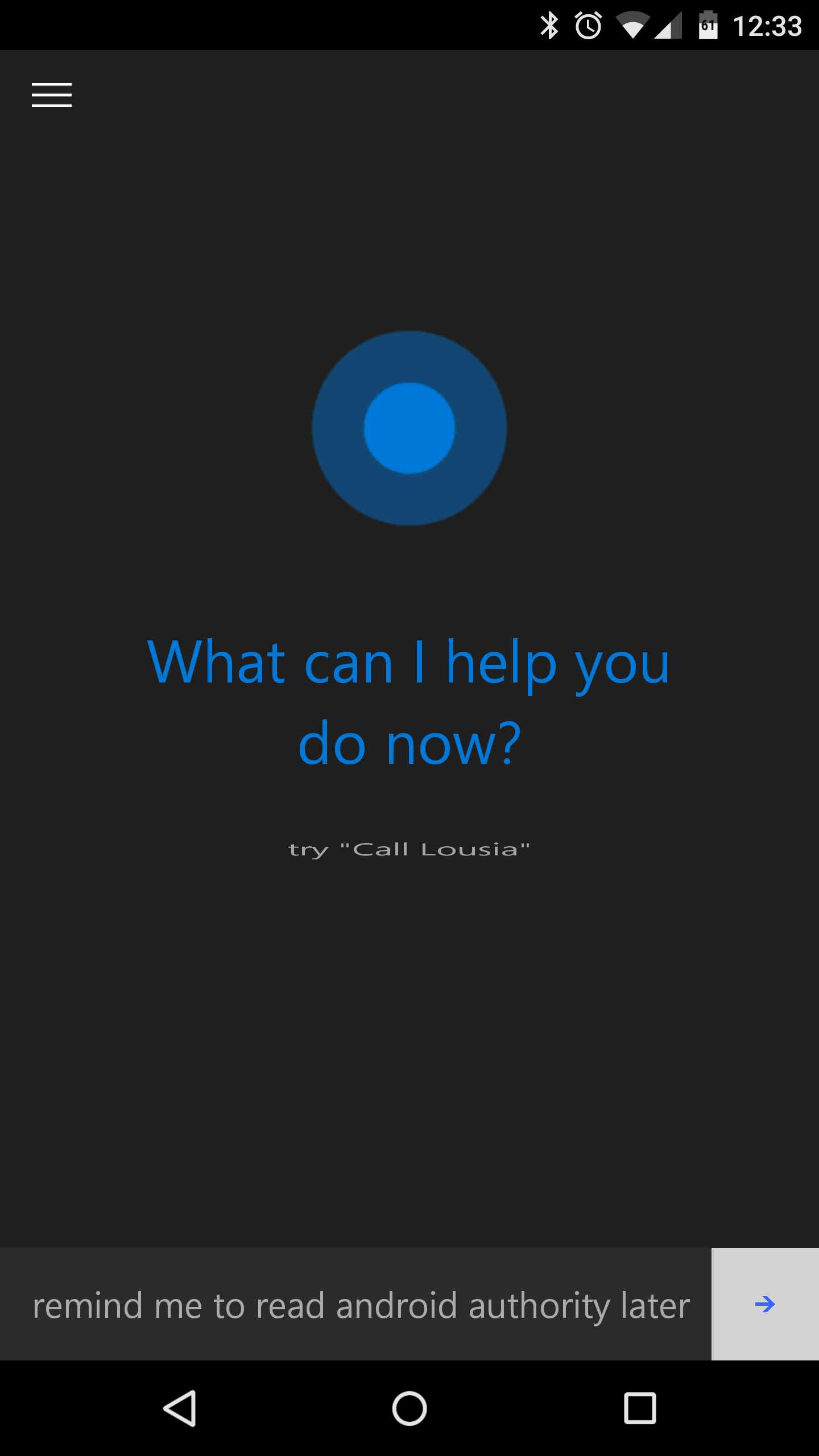 Cortana for Android leaks out ahead of official launch ...