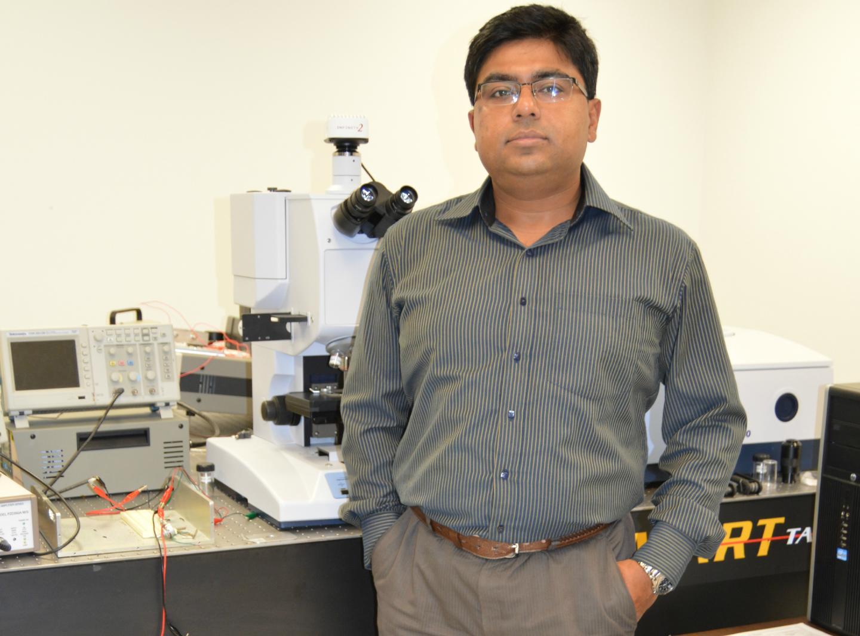 Dr Debashis Chanda, University of Central Florida